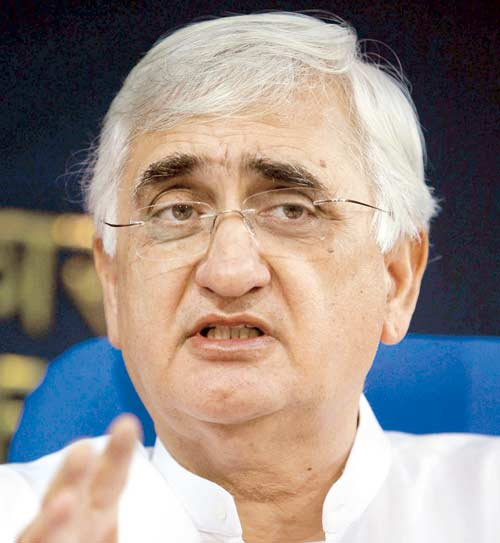 Bilateral relations between India, Australia has shown steady progress: Khurshid
