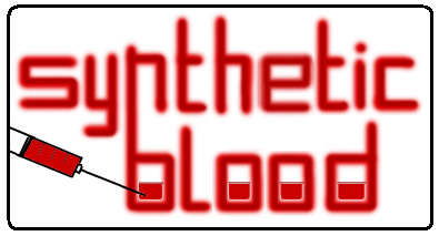 Image result for synthetic blood