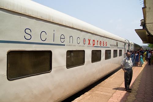 Science Express Biodiversity Special Guwahati