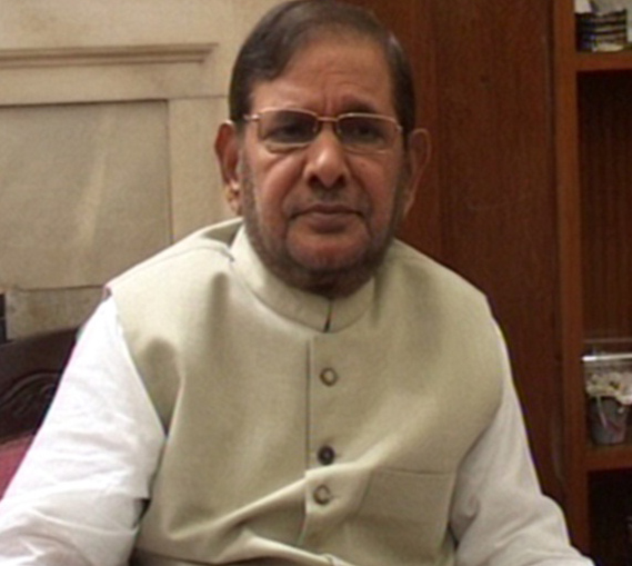 No politics behind funds for Bihar: Sharad Yadav