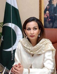 Sherry Rehman quits as Pakistan envoy to US