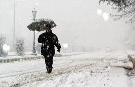 Fresh snowfall likely in Kashmir Valley