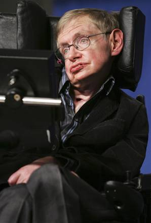 STEPHEN HAWKING says he's often mistaken for a Simpsons character ...