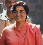 'Grave insult' to judiciary: Congress on Sadhvi Pragya bail