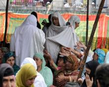 Urs of famous Sufi saint celebrated in Srinagar