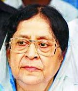 Wife of Bangladesh's first PM dead