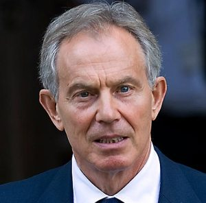 Poland honours Tony Blair for helping thousands of Poles come to live in country