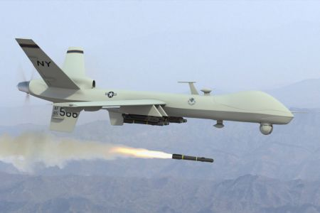 8 killed, 4 injured in two US drone strikes in NW Pakistan