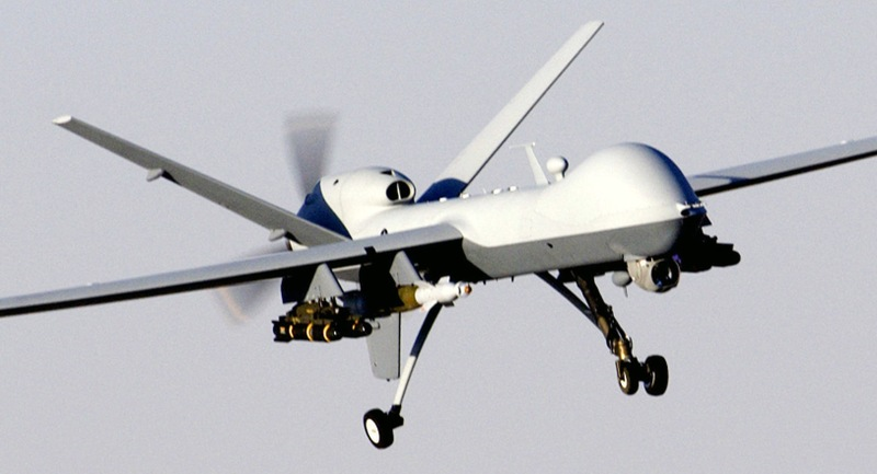 US drone strikes kill five militants, including two foreigners, in Pak tribal region
