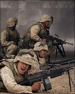 US Troops