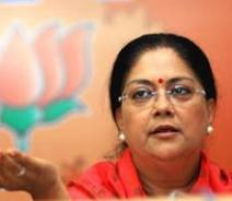 RSS unhappy with Raje's appointment