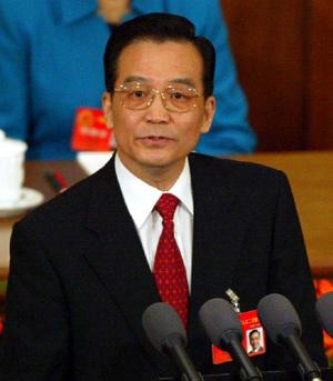 Wen Jiabo