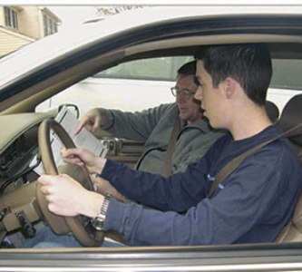 Young driver's gender plays important role in accidents