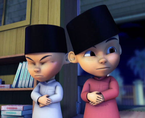3D characters 'Upin and Ipin' heading to Bollywood in ...