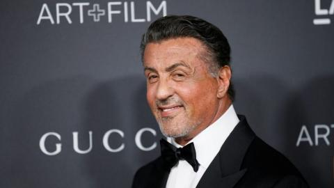 Sylvester Stallone continues to film in Atlanta despite coronavirus outbreak