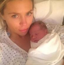 Coleen Rooney, Michelle Keegan congratulate 'newly mom' Abbey Clancy