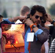 It went other way round for SRK, Anushka at gentleman's club