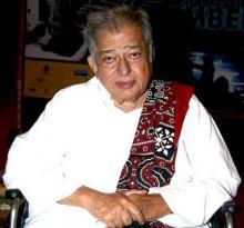 Shashi Kapoor receives Baba Saheb Phalke Award