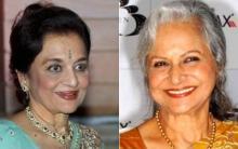 Yesteryear beauties at 'Kapoor & Sons' screening