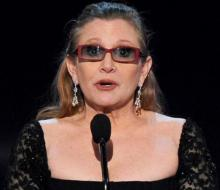 Carrie Fisher stable post heart attack, says her mother