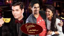 Jacqueline-Sidharth's 'Koffee' date was fun-reloaded
