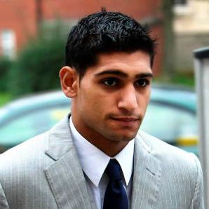 Boxer Amir Khan KO's six thugs trying to steal his £100,000 car