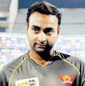 Amit Mishra escapes from getting dubious distinction