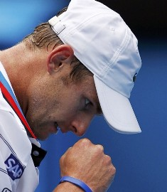 "Tennis star Roddick confident of wiping out ""one-slam wonder"" tag"