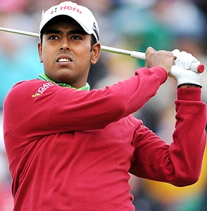 Lahiri banks on meditation at Taiwan Masters