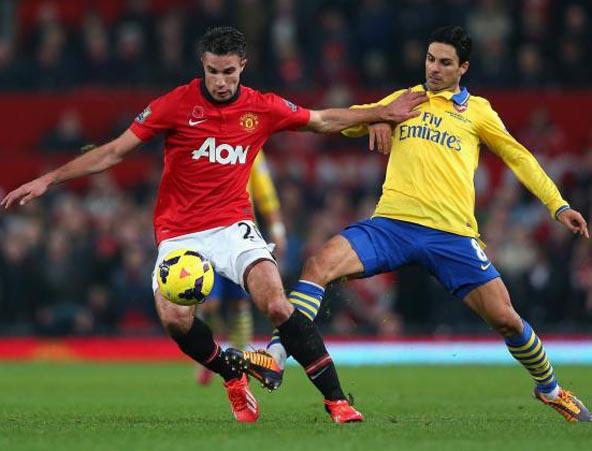 `Impressive` Arsenal push Man U to third spot in PL