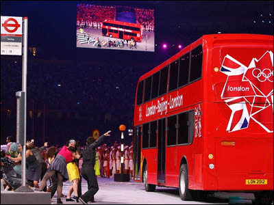 Beijing Olympics closing ceremony