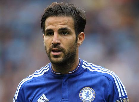 Fabregas scores brace as Chelsea knock Leicester out of League Cup