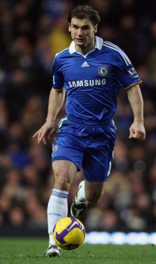 Chelsea defender