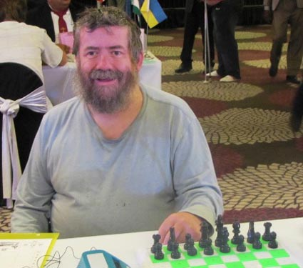 Blind Chess Olympiad: Britain, Spain top leaderboard
