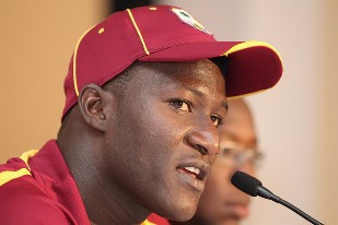 Windies captain Sammy all praise for young teammates