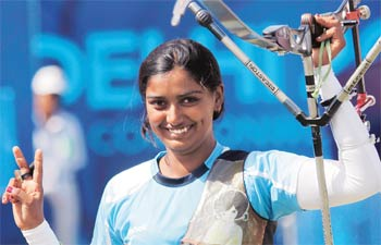Being world No.1 is added pressure for Olympics: Deepika