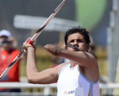 Javelin thrower Devendra Jhajharia scripts history, strikes gold at Rio Paralymp