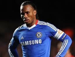 Drogba stars as Chelsea march into champions league last 16