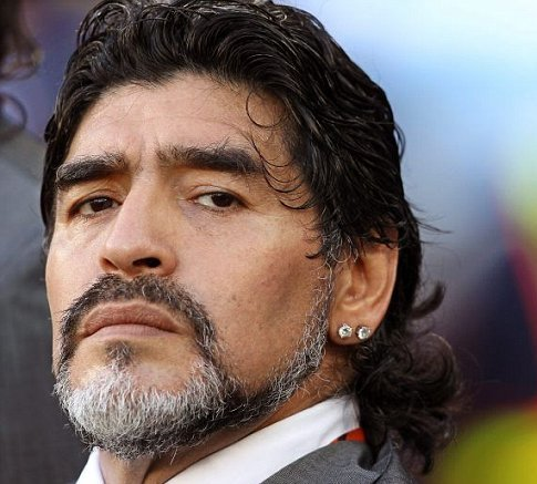 Maradona was co-operative and polite during surgery: Doctor