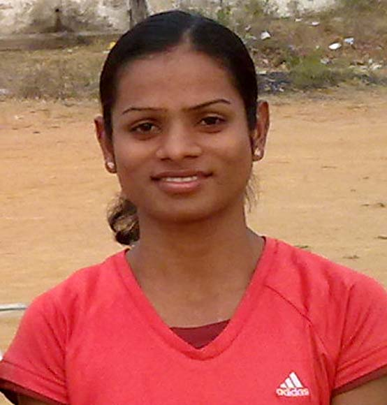 Dutee Chand cleared for National Games