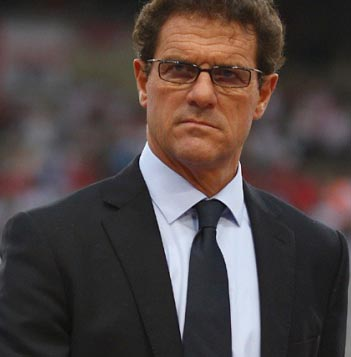 Russian sports minister praises Capello for national team's success