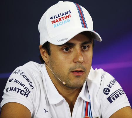 Felipe Massa slams Sergio Perez for Mexican's part in crash at Canadian GP