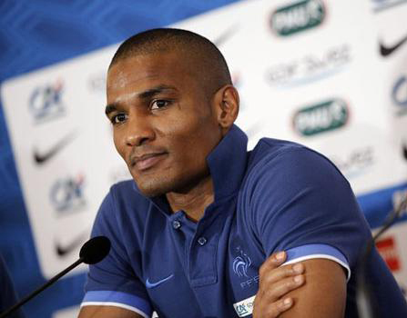 Malouda says French players' squabble after Sweden loss brought back WC phantom