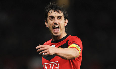Gary Neville London, Mar 14 : Manchester United legend Gary Neville has told