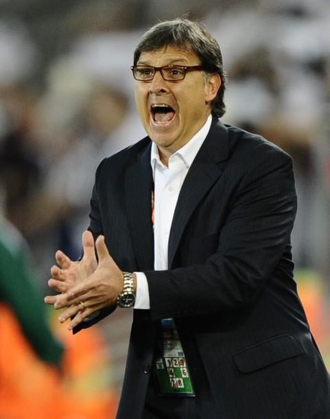 Gerardo Martino Gerardo Martino Pelatih Baru Barcelona