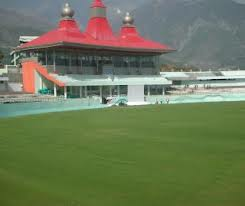 Dharamsala set to host its first international cricket match