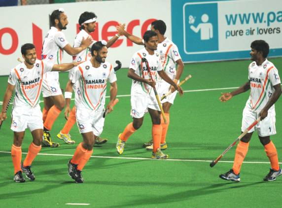Indian Hockey Team
