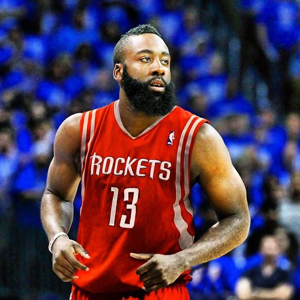 James Harden In Okc: West Round 1: [1] Thunder Vs. [8] Rockets