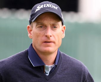 Furyk warns Poulter and co to stop 'fist-pumping' at Gleneagles