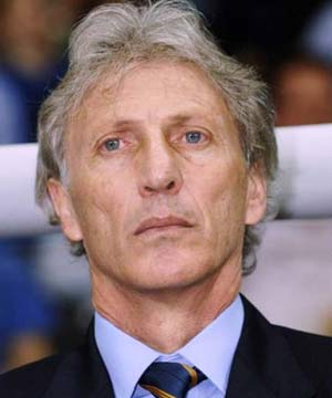 Former Argentina coach Pekerman to take charge of Colombia